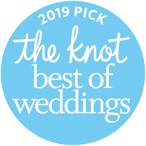 """Best of Wedding"" badge 2019"